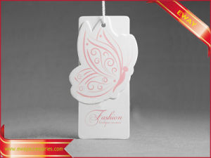 Custom Quality Hangtag Hang Tag Price Tag for Garment pictures & photos