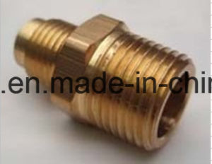 American Brass Flare Male Connector Fitting (OD′′ X MIP) pictures & photos