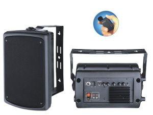 2.4G All-in-One Speaker with Wireless Microphone for Classroom