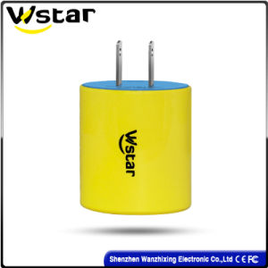 Many Colours 5V 3.1A Travel Fast Single USB Port Charger pictures & photos