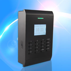 Linux System RFID Card Biometric Time Attendance Machine for Factory Laborer (SC403) pictures & photos