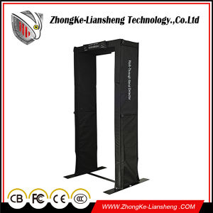 Portable Metal Detector Body Scanner Security Doors and Gates pictures & photos