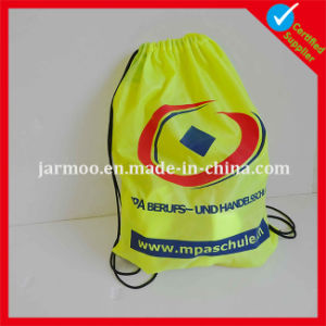 Football Sport Waterproof Drawstring Bag pictures & photos