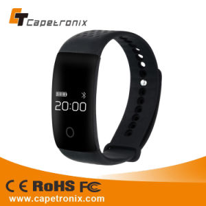 China Wholesale Bluetooth Smartbracelet Smart Band Heart Rate Monitor Wristband Fitness Tracker Remote Camera for Android Ios pictures & photos
