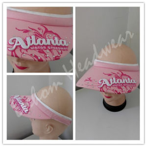 (LV15013) Sports Sun Promotional Visor for Girl pictures & photos