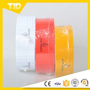 ECE-104 R Reflective Tape, Prismatic Reflective Tape, High Intensity pictures & photos