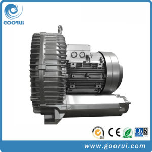 Kw Three Phase High Pressure Hot Air Drying Blower Water Treatment Aquaculture Vacuum Pump pictures & photos