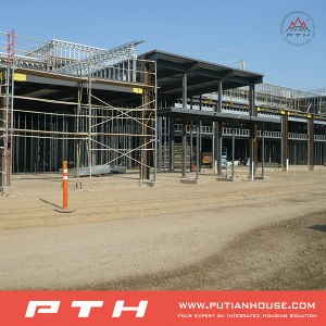 ISO Certificated Steel Structure Construction Warehouse pictures & photos