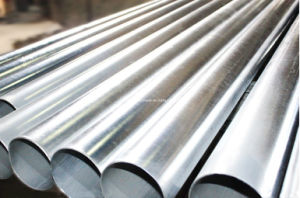 Pre-Galvanized Steel Round/Circular Pipes pictures & photos