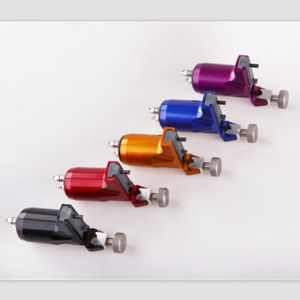 Wholesale Professional Aluminum Rotary Tattoo Machine with Brand Quality pictures & photos