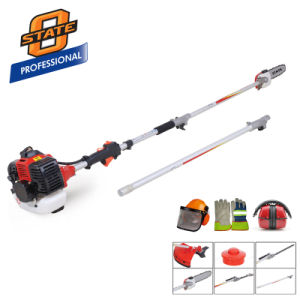43cc Heavy Duty Gasoline Pruner Saw, Brush Cutter pictures & photos