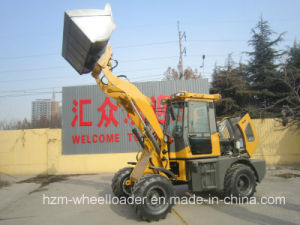 Qingzhou Loader Small Front End Loader Garden Tractor Wheel Loader pictures & photos