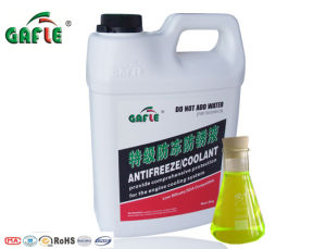 Gafle/OEM High Performance 2L Radiator Antifreeze Coolant MSDS Red pictures & photos