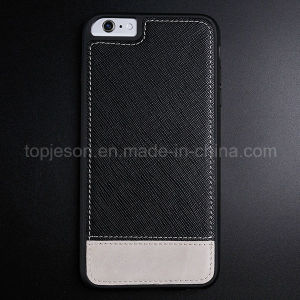 Full Coverage Genuine Leather Case for iPhone 6 Plus
