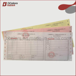 Custom Proforma Invoice Printing Book pictures & photos