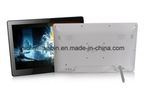 15inch LED Touch Screen Android WiFi Digital Photo Frame (A1562T-A33) pictures & photos