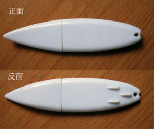 Skateboard Shape PVC USB Flash Drive Wholesale in Dubai (ET003) pictures & photos