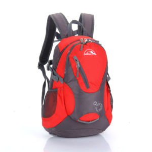 25L Waterproof Nylon Outdoor Camping Sports Backpack Bag (YKY7291) pictures & photos