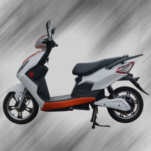 Electric Scooter with Pedal 800W Brushless Motor 60V20ah Lead-Acid Battery pictures & photos