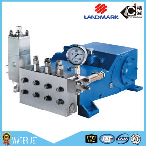 2015 Best Feedback Frequently Used 40000psi High Pressure Pump (FJ0023) pictures & photos