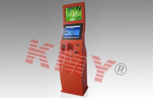 Lobby Touch Screen Payment Kiosk Machine pictures & photos