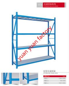 Light Duty Storage Shelf Stacking Warehouse Rack System