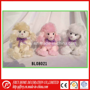 Hot Sale Cute Plush Dog Toy for Christmas Holiday pictures & photos
