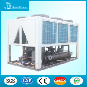 Air Cooled Screw (vortex) Heat Pump Water Chiller Unit pictures & photos