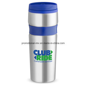 Easy Grip Customized Stainless Steel Travel Mugs pictures & photos