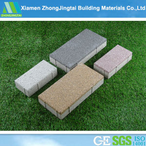 Standard Size Concrete Interfaces Decorations Water Permeable Brick pictures & photos