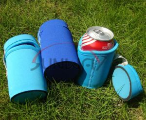 New Design Promotional Neoprene Beer Can Cooler, Stubby Holder (BC0038) pictures & photos
