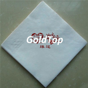 3 Ply Paper Dinner Party Napkins S1903 pictures & photos