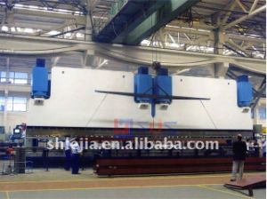2-Psh/W67k CNC Hydraulic Tandem Press Brake pictures & photos