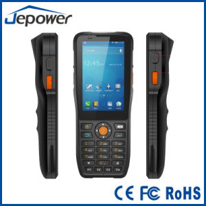 Touchscreen 4G 3G WiFi Bluetooth Barcode Scanner PDA Android pictures & photos