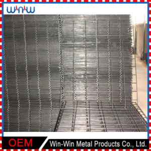 Shopping Cart Storage Galvanized Stainless Steel Wire Mesh Basket pictures & photos