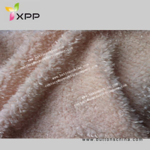 White Fake Fur Sherpa pictures & photos