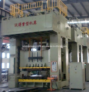 Eccentric Gear Type Metal Stamping Mechanical Power Press Machine pictures & photos