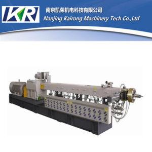 Tse Series Mini Conical Twin Screw Plastic Extruder Machine pictures & photos