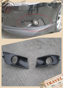 Carbon Fiber Fog Lamp Mask for Subaru Legacy 09-10th pictures & photos