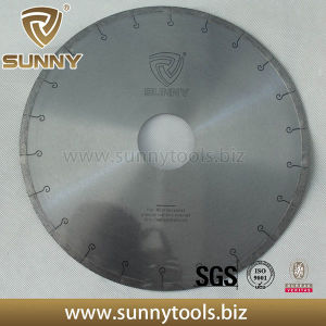 Marble Granite Concrete Cutting Silent Core Diamond Saw Blades pictures & photos