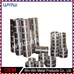 (WW-MP1142) Aluminum Parts CNC Machining CNC Machined Aluminum Part pictures & photos