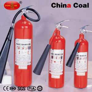 China Coal Portable CO2 Fire Extinguishers pictures & photos