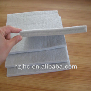 Hard Needle Punched Polyester Nonwoven Mattress Felt Pad