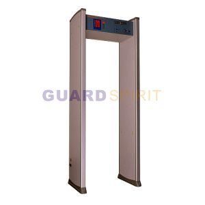 Xyt2101-II Automatic Self-Diagnose Airport Metal Scanner Door Frame Walk Through Metal Detector pictures & photos