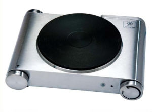 Electric Single Hot Plate Stove with Ce, CB, RoHS, GS Certificate pictures & photos