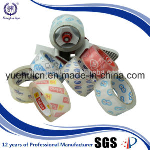 High Tensile Strength Waterproof Crystal BOPP Packing Tape pictures & photos