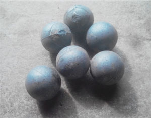 Grinding Media Balls (dia20-130mm) pictures & photos