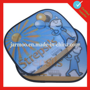 Side Window Promotional Car Sunshade pictures & photos