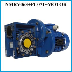 PC Helical with Worm Gearbox Motor pictures & photos