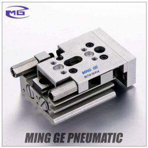 Pneumatic Slide Cylinder (SLT-6-10-P-A, Festo Type) pictures & photos